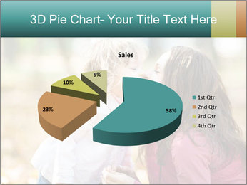 Happy smiling family PowerPoint Template - Slide 35