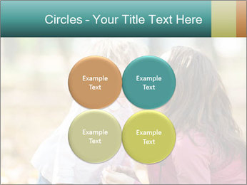 Happy smiling family PowerPoint Template - Slide 38