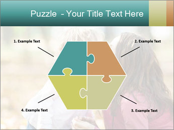 Happy smiling family PowerPoint Template - Slide 40