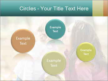 Happy smiling family PowerPoint Template - Slide 77