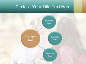 Happy smiling family PowerPoint Template - Slide 79