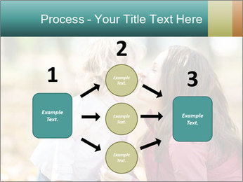 Happy smiling family PowerPoint Template - Slide 92