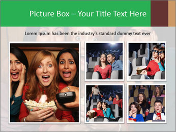 Scary Movie PowerPoint Template - Slide 19