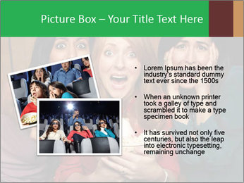 Scary Movie PowerPoint Template - Slide 20