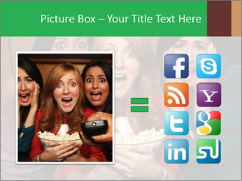 Scary Movie PowerPoint Template - Slide 21