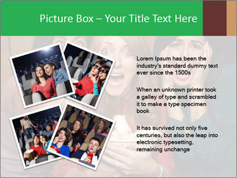 Scary Movie PowerPoint Template - Slide 23
