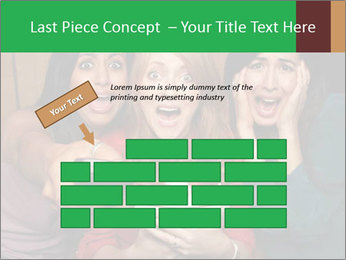 Scary Movie PowerPoint Template - Slide 46