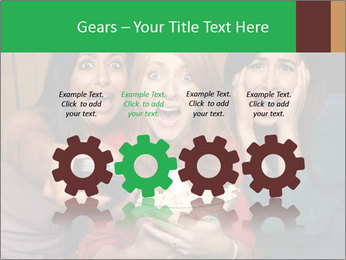 Scary Movie PowerPoint Template - Slide 48