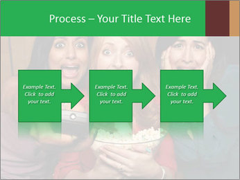 Scary Movie PowerPoint Template - Slide 88