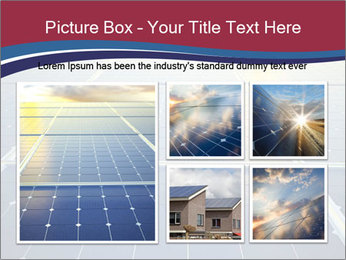 Solar energy PowerPoint Template - Slide 19