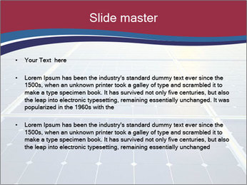 Solar energy PowerPoint Template - Slide 2