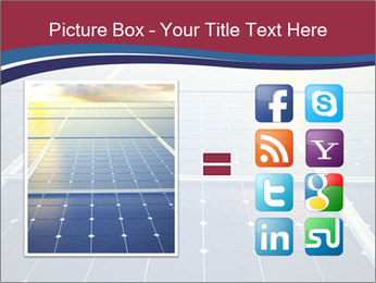 Solar energy PowerPoint Template - Slide 21