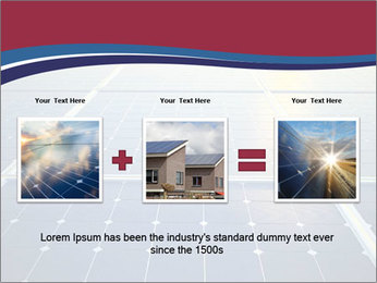 Solar energy PowerPoint Template - Slide 22