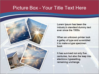 Solar energy PowerPoint Template - Slide 23