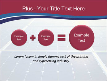 Solar energy PowerPoint Template - Slide 75