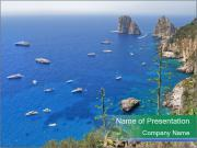 Landscape picture PowerPoint Templates
