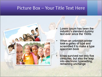 Children jumping PowerPoint Templates - Slide 20