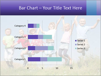Children jumping PowerPoint Templates - Slide 52