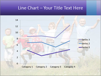 Children jumping PowerPoint Templates - Slide 54