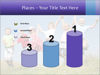 Children jumping PowerPoint Templates - Slide 65