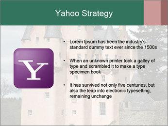 Baronial Craigievar Castle PowerPoint Template - Slide 11