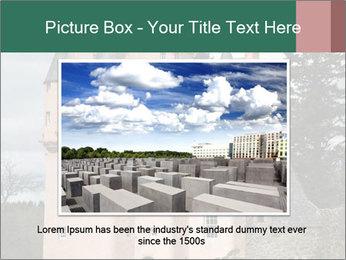 Baronial Craigievar Castle PowerPoint Template - Slide 15