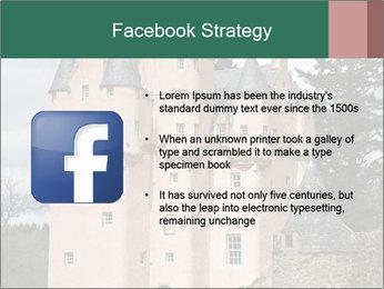 Baronial Craigievar Castle PowerPoint Template - Slide 6