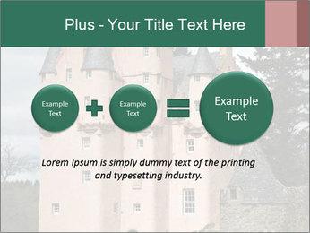 Baronial Craigievar Castle PowerPoint Template - Slide 75