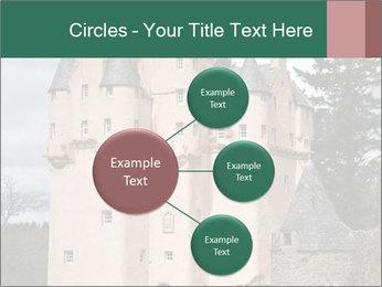 Baronial Craigievar Castle PowerPoint Template - Slide 79