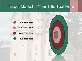 Baronial Craigievar Castle PowerPoint Template - Slide 84
