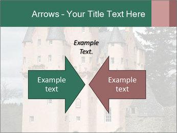 Baronial Craigievar Castle PowerPoint Template - Slide 90