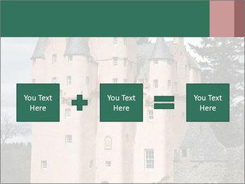 Baronial Craigievar Castle PowerPoint Template - Slide 95