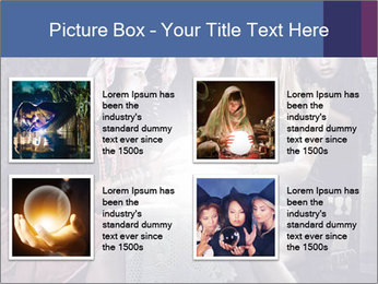 Fortune teller PowerPoint Template - Slide 14
