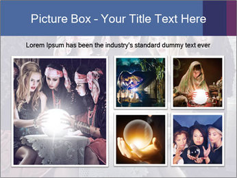 Fortune teller PowerPoint Template - Slide 19