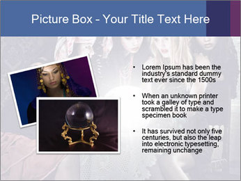 Fortune teller PowerPoint Template - Slide 20
