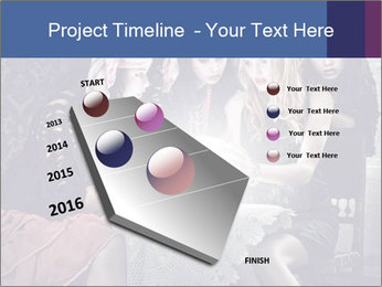 Fortune teller PowerPoint Template - Slide 26
