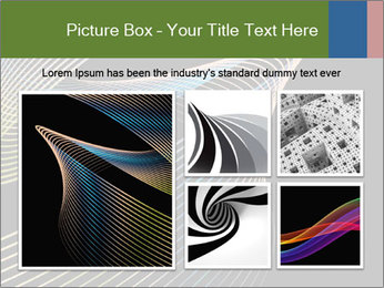 Line PowerPoint Template - Slide 19
