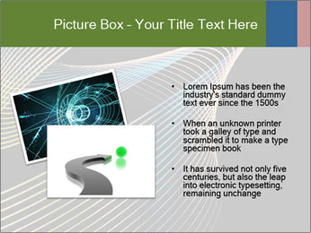 Line PowerPoint Template - Slide 20