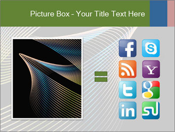 Line PowerPoint Template - Slide 21