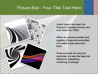 Line PowerPoint Template - Slide 23