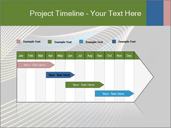 Line PowerPoint Template - Slide 25