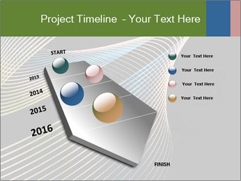 Line PowerPoint Template - Slide 26