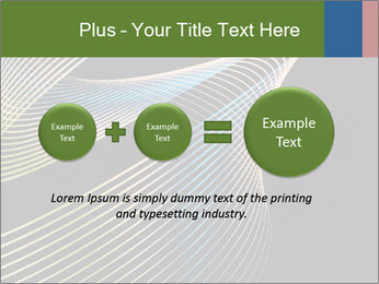Line PowerPoint Template - Slide 75