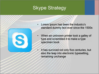 Line PowerPoint Template - Slide 8