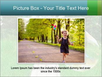 Pretty little girl PowerPoint Templates - Slide 16
