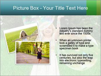 Pretty little girl PowerPoint Templates - Slide 20