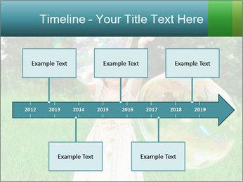 Pretty little girl PowerPoint Templates - Slide 28