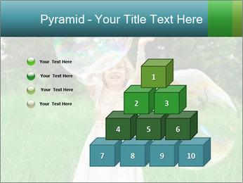 Pretty little girl PowerPoint Templates - Slide 31