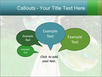 Pretty little girl PowerPoint Templates - Slide 73