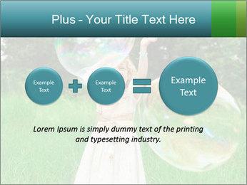 Pretty little girl PowerPoint Templates - Slide 75